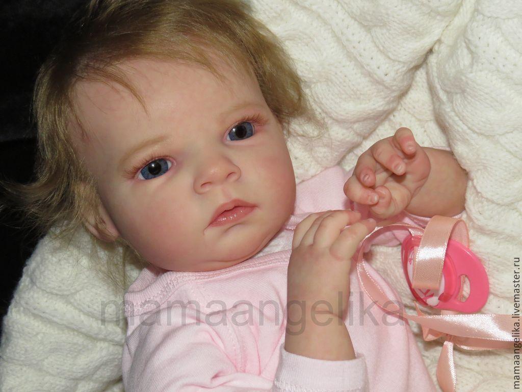 Реалистичная кукла юля 3 фотография
