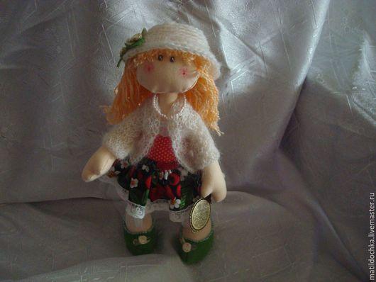 Человечки ручной работы. Ярмарка Мастеров - ручная работа. Купить Куколка Крошка Эмили. Handmade. Кукла ручной работы, подарок
