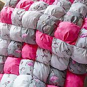 Детское одеяло ручной работы. Ярмарка Мастеров - ручная работа Детское одеяло: бомбон. Handmade.