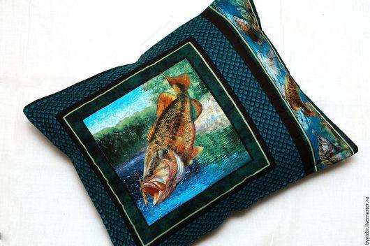 Подарки для мужчин, ручной работы. Ярмарка Мастеров - ручная работа. Купить МУЖЧИНЕ подушки подарок для мужчины охотника на день рождения подарок. Handmade.