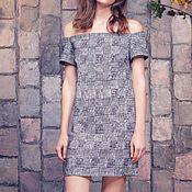 Одежда ручной работы. Ярмарка Мастеров - ручная работа Платье    модель 10165. Handmade.