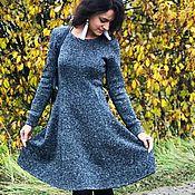 Одежда handmade. Livemaster - original item Vestido de camuflaje. Handmade.