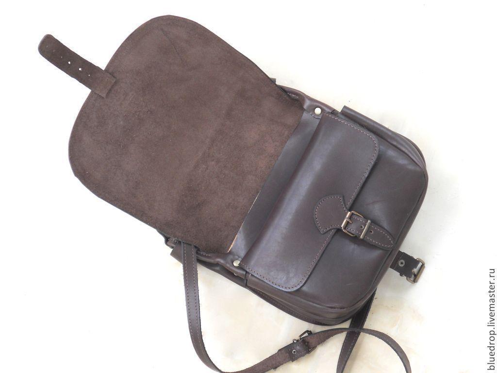 e56fef565033 Заказать Женская кожаная сумка через плечо на пряжке - разные цвета ...