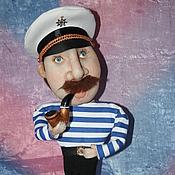 Куклы и игрушки ручной работы. Ярмарка Мастеров - ручная работа Боцман. Handmade.