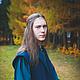 Диадема венец тиара корона Властелин Колец  Хоббит эльфы Галадриэль Келеборн Элронд ролевые ролевой костюм мужская диадема мужское украшение украшение для мужчин Глорфин