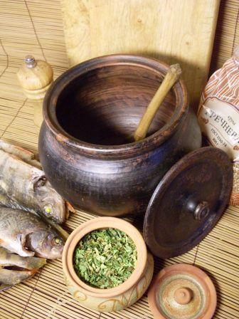 Посуда ручной работы. Ярмарка Мастеров - ручная работа. Купить Горшок традиционный.. Handmade. Глина, коричневый, посуда из керамики