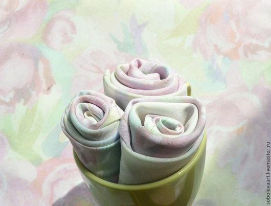 Текстиль, ковры ручной работы. Ярмарка Мастеров - ручная работа. Купить Скатерть и 12 Салфеток, Цветочный Принт Пионы Скатерть и Салфетки. Handmade.