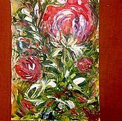 Картины и панно handmade. Livemaster - original item Blooming reality. Handmade.