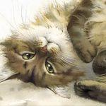 Кот и Кошка - Ярмарка Мастеров - ручная работа, handmade