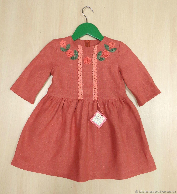 Платье детское, Одежда для девочек, Самара, Фото №1