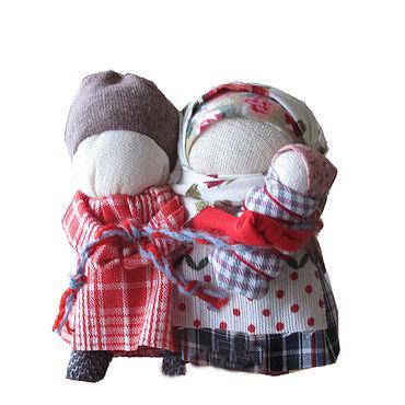 Куклы и игрушки ручной работы. Ярмарка Мастеров - ручная работа Парочка. Handmade.