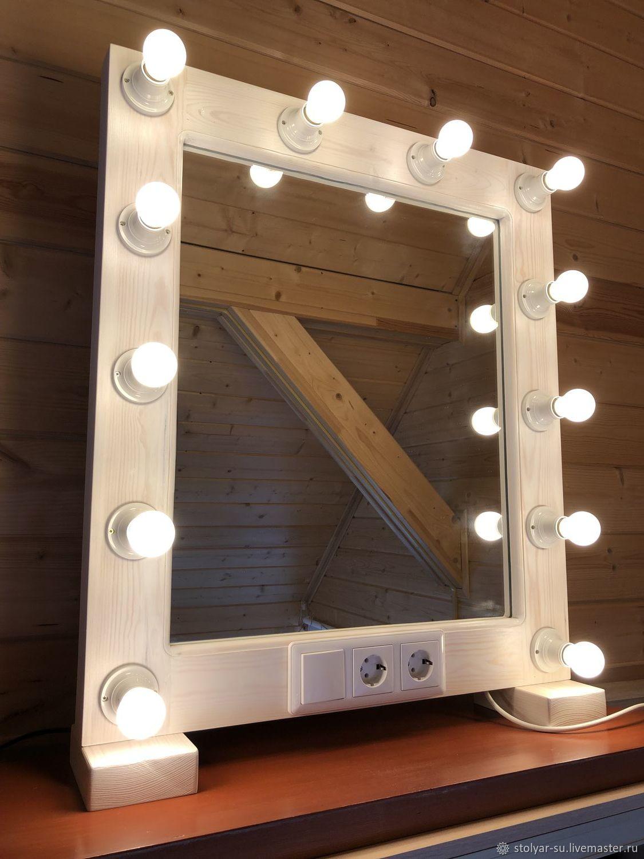 Make-up mirror (make-up), Mirror, Korolev,  Фото №1