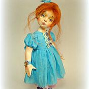 Куклы и игрушки ручной работы. Ярмарка Мастеров - ручная работа коллекционная кукла ДЖЕММА (ПРОДАНА). Handmade.