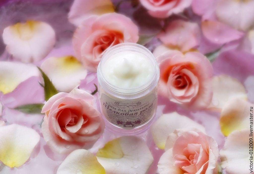 Cream to neckline, SILK ROSE 30, Creams, Moscow,  Фото №1