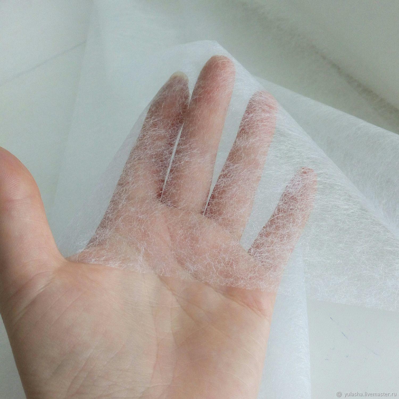Паутинка клеевая. Ширина 150 см. Цена за 1 метр, Материалы, Краснодар,  Фото №1