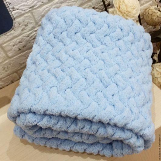 Пледы и одеяла ручной работы. Ярмарка Мастеров - ручная работа. Купить Одеяло детское.. Handmade. Одеяло детское, одеяло в коляску