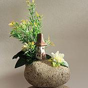 Сувениры и подарки handmade. Livemaster - original item House pleasant thoughts. Handmade.