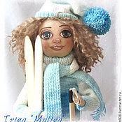 Куклы и игрушки ручной работы. Ярмарка Мастеров - ручная работа Татьянка - спортсменка, комсомолка и просто Красавица. Handmade.