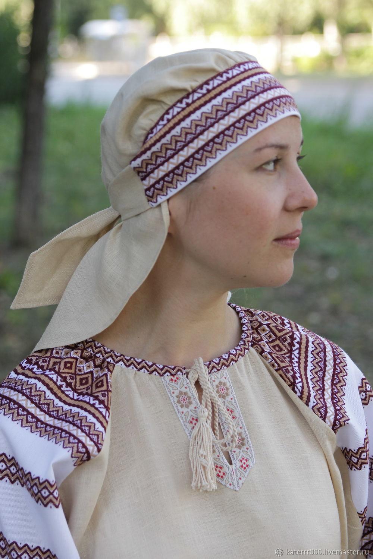 Белорусский национальный головной убор фото