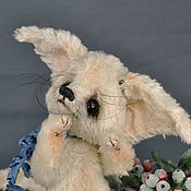 Куклы и игрушки ручной работы. Ярмарка Мастеров - ручная работа Лисёнок Тедди Флип. Handmade.
