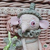 Куклы и игрушки ручной работы. Ярмарка Мастеров - ручная работа Волшебная мышка Туу-Тикки. Handmade.