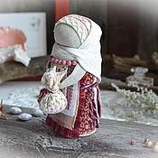"""Народная кукла ручной работы. Ярмарка Мастеров - ручная работа Подорожница """"Путешествие в дальние страны"""".. Handmade."""