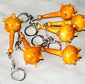 Аксессуары handmade. Livemaster - original item Keychain Mace. Handmade.