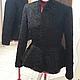 Верхняя одежда ручной работы. жакет из каракуля. юлия (ULIYA-K). Интернет-магазин Ярмарка Мастеров. Жакет, мех натуральный