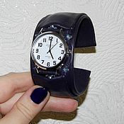 """Украшения ручной работы. Ярмарка Мастеров - ручная работа часы-браслет """"Саша"""". Handmade."""