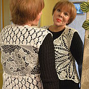"""Одежда ручной работы. Ярмарка Мастеров - ручная работа Комплект вязаный """"Эйфория"""". Handmade."""