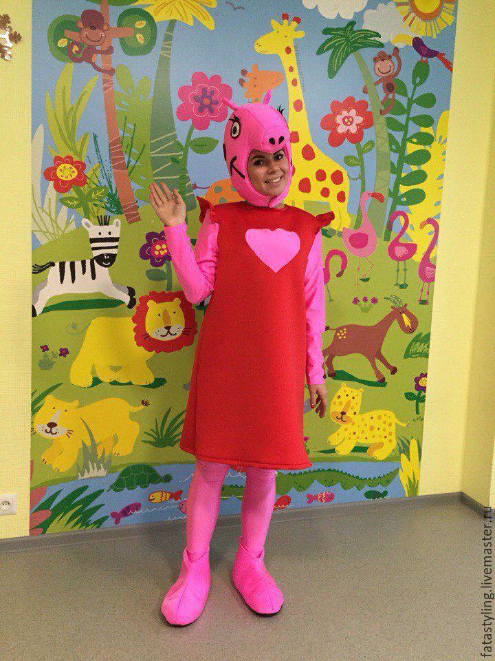 купить карнавальный костюм свинки пеппы