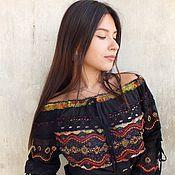 Одежда handmade. Livemaster - original item Esenia-Jipsy Queen. Handmade.