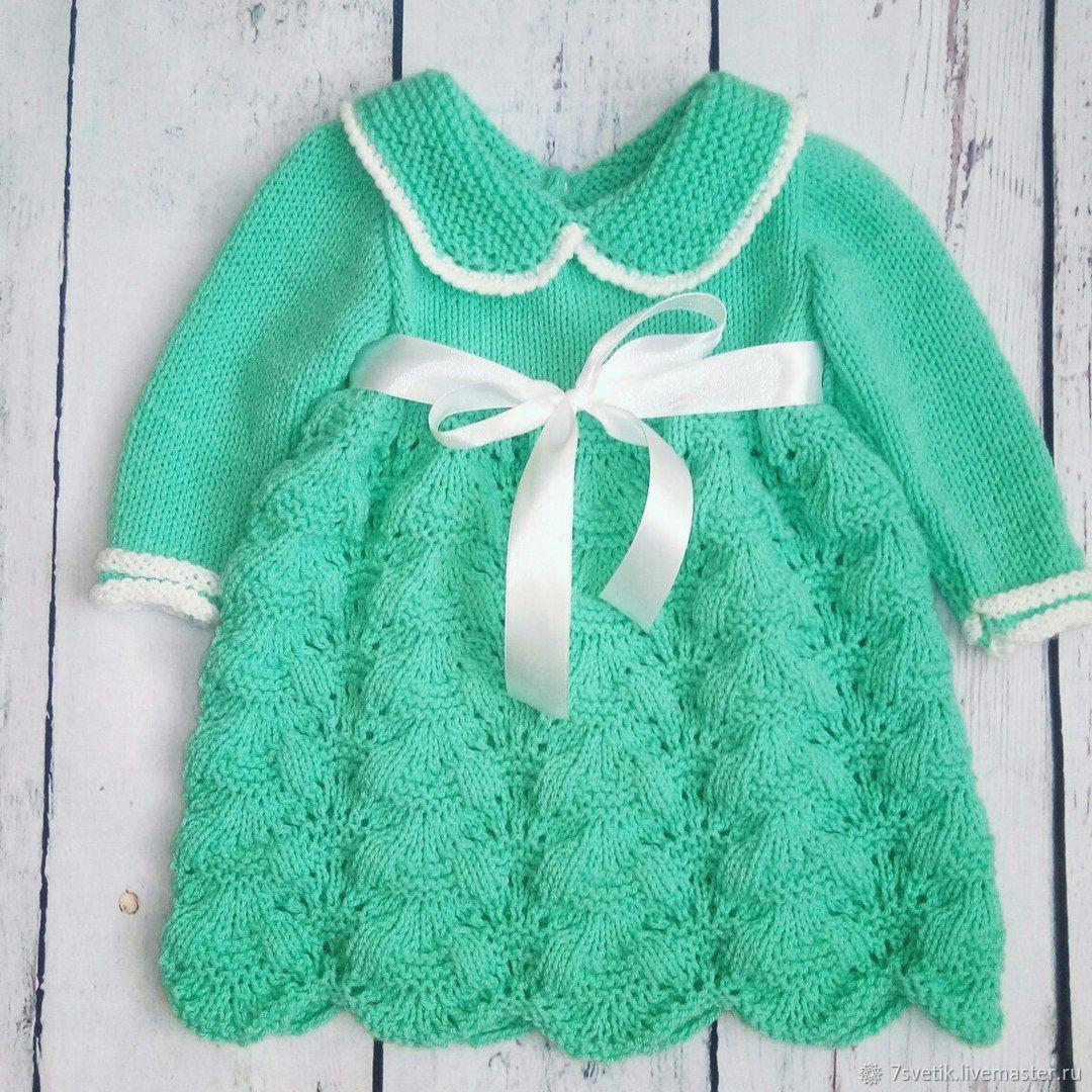 37293b7be5b Платьице для малышки – купить в интернет-магазине на Ярмарке ...
