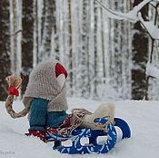 Куклы и игрушки ручной работы. Ярмарка Мастеров - ручная работа Екатерина-санница. Handmade.