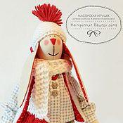"""Куклы и игрушки ручной работы. Ярмарка Мастеров - ручная работа Зайчик в стиле Тильда """"Рома"""". Handmade."""