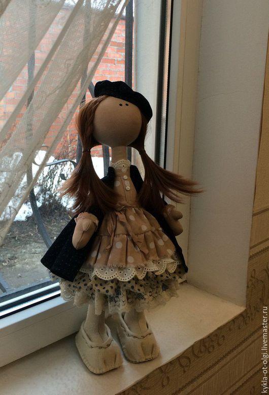 Куклы Тильды ручной работы. Ярмарка Мастеров - ручная работа. Купить Интерьерная кукла. Handmade. Кукла ручной работы