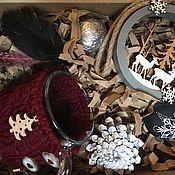 Наборы ручной работы. Ярмарка Мастеров - ручная работа «Новогодний» набор подарочный. Handmade.