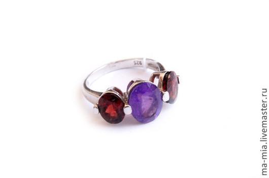 Кольца ручной работы. Ярмарка Мастеров - ручная работа. Купить кольцо Трио. Handmade. Кольцо ручной работы, кольцо с камнями