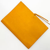 Канцелярские товары handmade. Livemaster - original item Document case, portfolio A4. Handmade.
