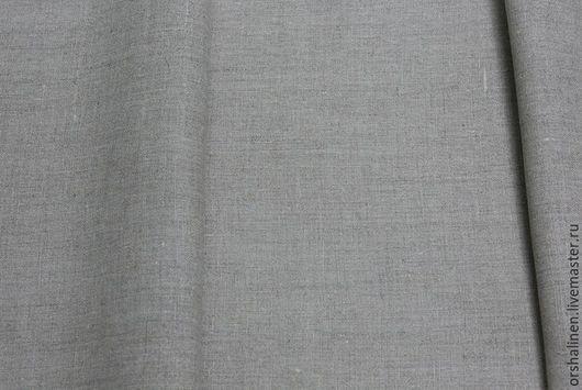 Шитье ручной работы. Ярмарка Мастеров - ручная работа. Купить Ткань скатертная. Handmade. Серый, ткань для творчества, оршанский лен