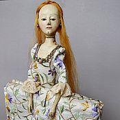 Куклы и игрушки ручной работы. Ярмарка Мастеров - ручная работа Реплика кукол 16-18 веков. Мадалена.. Handmade.