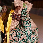 Очки ручной работы. Ярмарка Мастеров - ручная работа Мешочки с вышивкой. Handmade.
