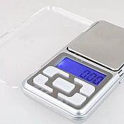 Электронные портативные весы MH 0,1-500гр.