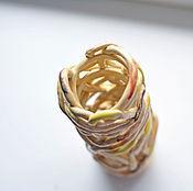 Для дома и интерьера handmade. Livemaster - original item Vase Caramel. Handmade.
