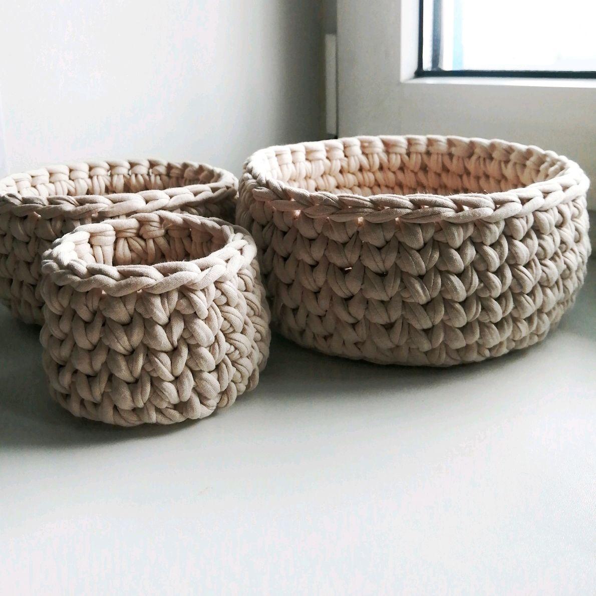 Набор из трех корзин Какао, Корзины, Санкт-Петербург,  Фото №1