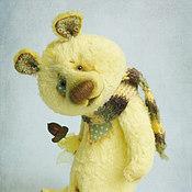 Куклы и игрушки ручной работы. Ярмарка Мастеров - ручная работа Лимончик. Handmade.