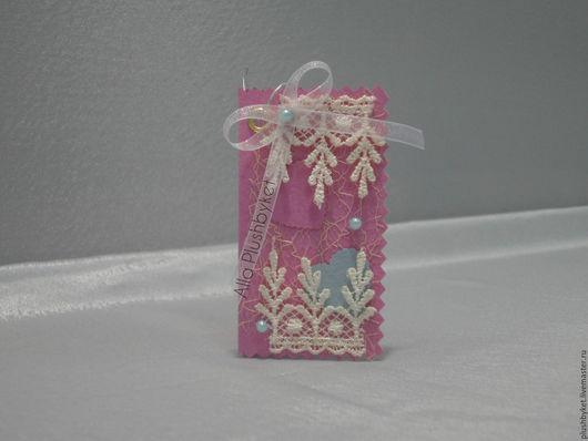 Открытки на день рождения ручной работы. Ярмарка Мастеров - ручная работа. Купить Мини открытка розовая. Handmade. Бледно-розовый