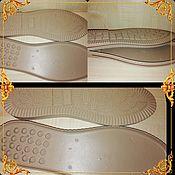 Материалы для творчества handmade. Livemaster - original item Sole Tiber. Handmade.
