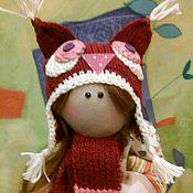 Куклы и игрушки ручной работы. Ярмарка Мастеров - ручная работа Мастерица, интерьерная, текстильная кукла. Handmade.