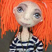 Куклы и пупсы ручной работы. Ярмарка Мастеров - ручная работа Солнечная девчонка. Handmade.
